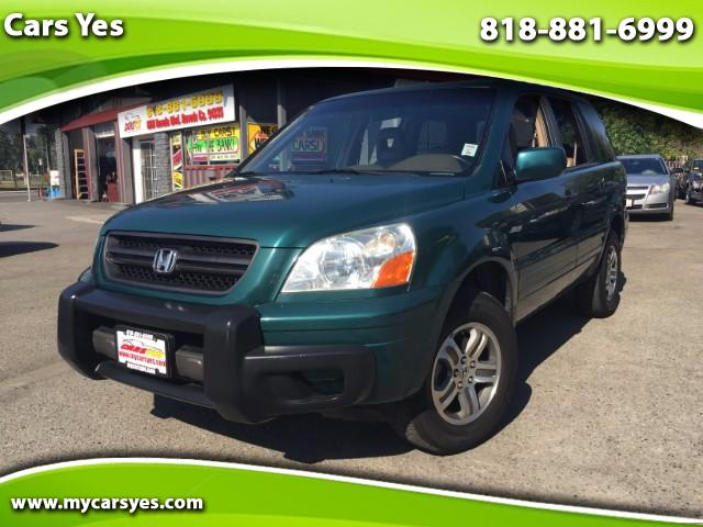 2003 Honda Pilot WOW CHECK THIS CAR OUT EXTRA CLEAN LOW MILES FOR THE YEAR NEED TO CHECK IT OUT WIT