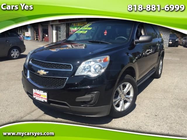 2011 Chevrolet Equinox Join our Family of satisfied customers We are open 7 days a week trade in w
