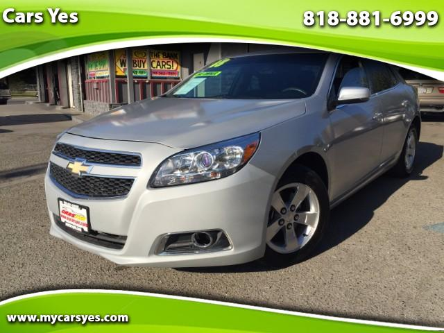 2013 Chevrolet Malibu Join our Family of satisfied customers We are open 7 days a week trade in we