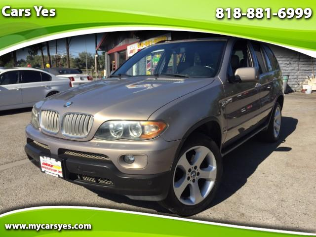 2004 BMW X5 Join our Family of satisfied customers We are open 7 days a week trade in welcome Rate