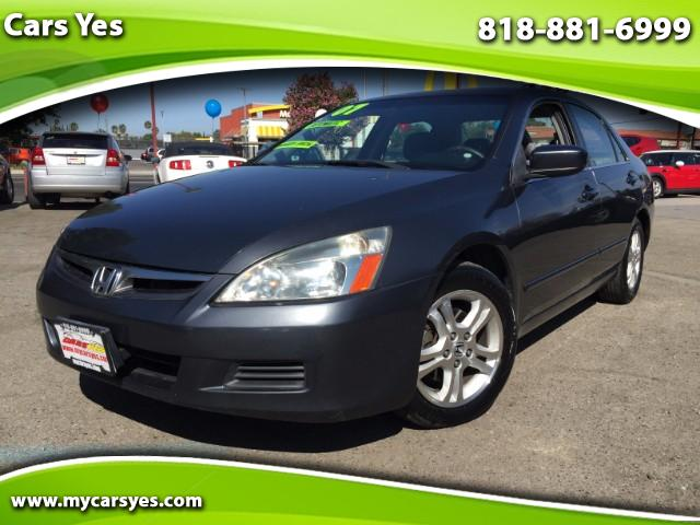 2007 Honda Accord Join our Family of satisfied customers We are open 7 days a week trade in welcom