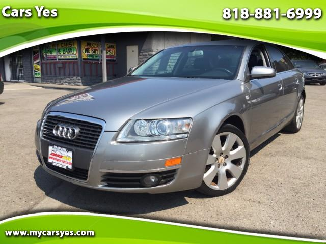 2006 Audi A6 Join our Family of satisfied customers We are open 7 days a week trade in welcome Rat