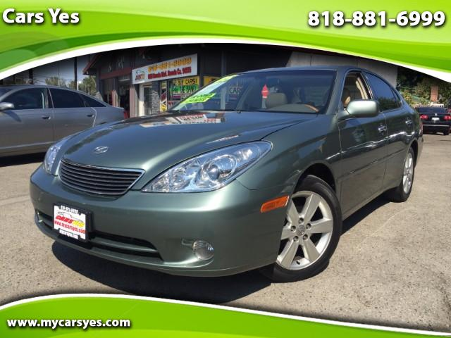 2005 Lexus ES 330 Join our Family of satisfied customers We are open 7 days a week trade in welcom