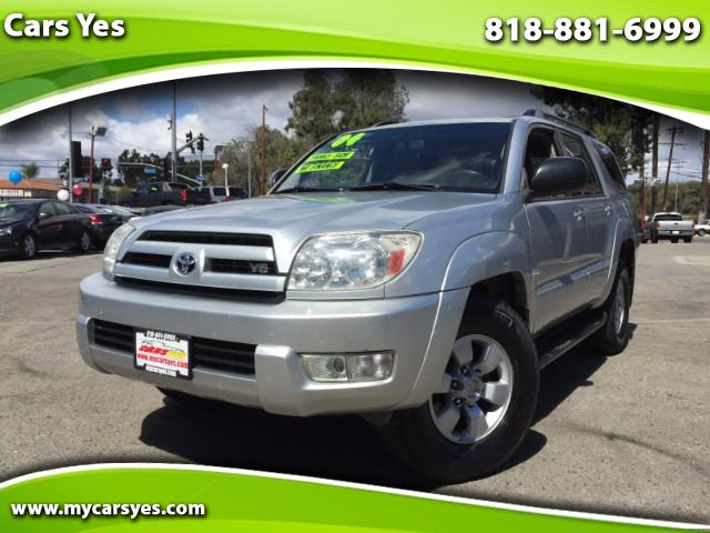 2004 Toyota 4Runner Join our Family of satisfied customers We are open 7 days a week trade in welc