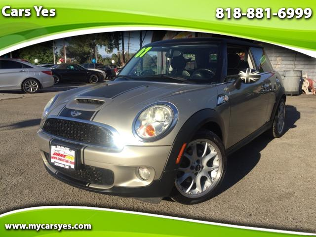 2007 MINI Cooper Join our Family of satisfied customers We are open 7 days a week trade in welcome