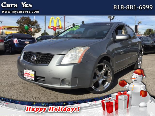 2008 Nissan Sentra Join our Family of satisfied customers We are open 7 days a week trade in welco