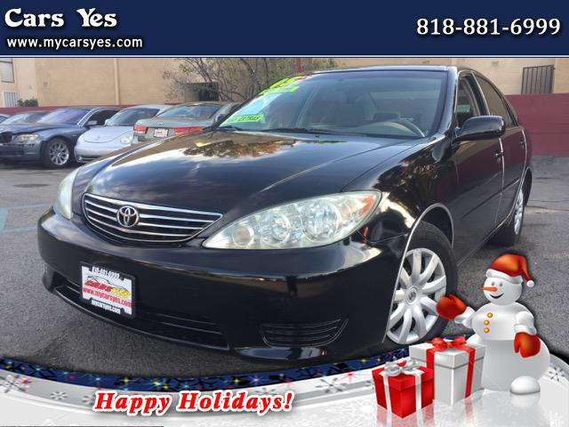 2005 Toyota Camry Join our Family of satisfied customers We are open 7 days a week trade in welcom