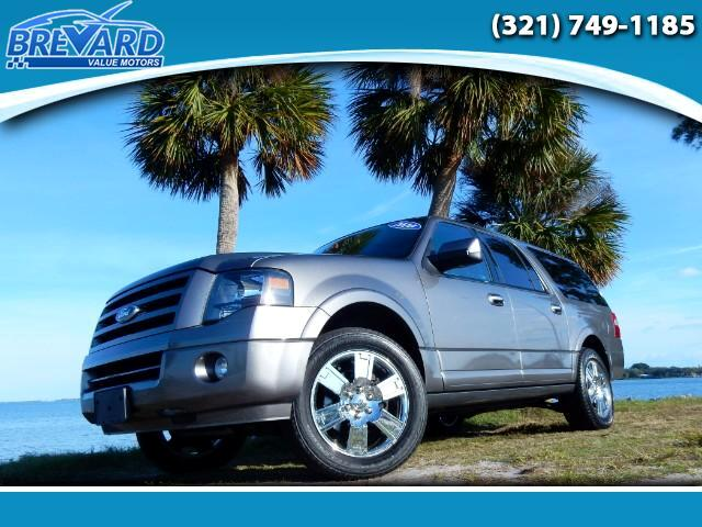 2010 Ford Expedition EL Limited 2WD