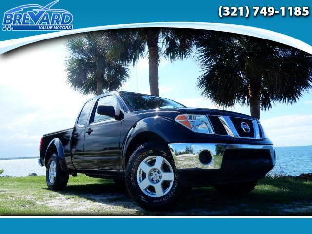2006 Nissan Frontier SE King Cab 2WD