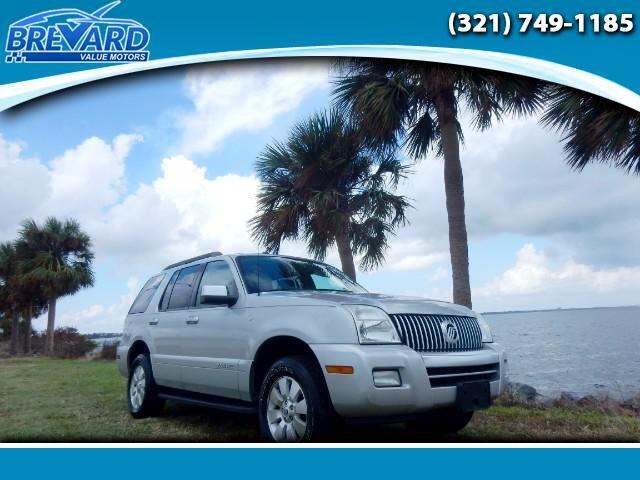 2009 Mercury Mountaineer Base 4.0L AWD