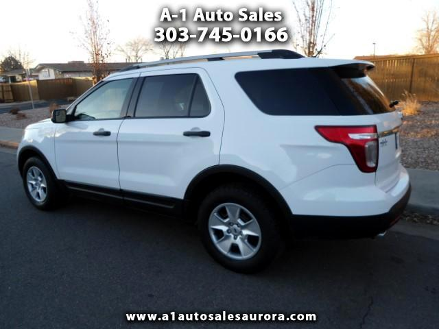 2013 Ford Explorer XLT 4-Door AWD