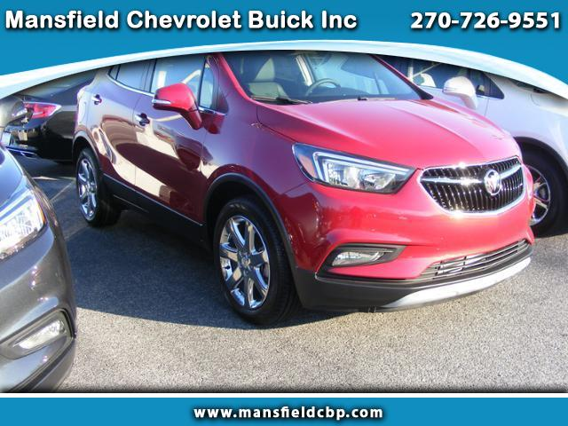2018 Buick Encore Preferred II FWD