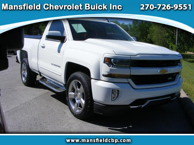2016 Chevrolet Silverado 1500 LT Long Box 4WD