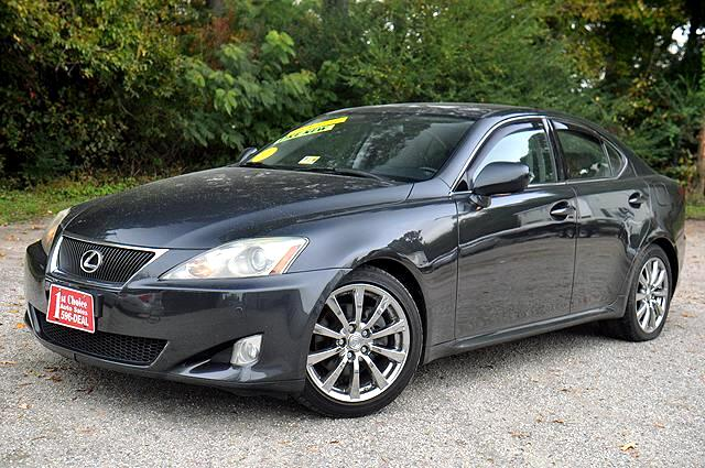 2006 Lexus IS IS 250 6-Speed Manual