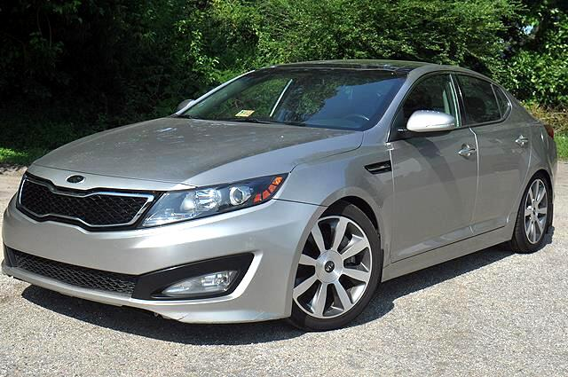 2013 Kia Optima SX