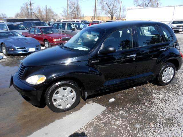 2005 Chrysler PT Cruiser EXCEPTIONALLY NICE BOTH INSIDE AND OUT AND IS PRICED TO SELL ONLY 87K MI
