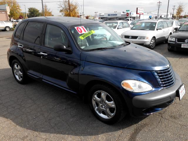 2001 Chrysler PT Cruiser GREAT RUNNING LOCAL TRADE IN THAT LOOKS AND DRIVES EXCELLENTVERY CLEAN