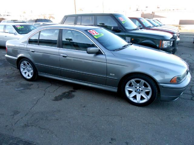 2002 BMW 5-Series ABSOLUTE CREAM PUFF LOCAL NEW CAR TRADE IN WITH ONLY 87K MILESCLEAN CARFAXON