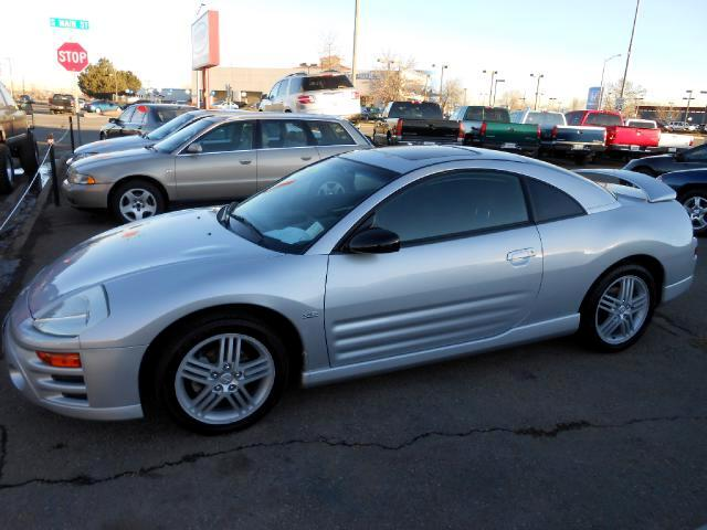 2005 Mitsubishi Eclipse VERY NICE LOCAL NEW CAR TRADE THAT LOOKS AND DRIVES EXCELLENTNON SMOKER