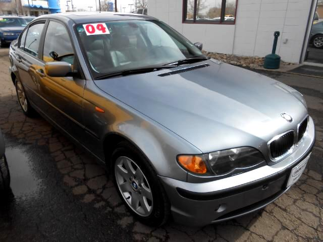2004 BMW 3-Series GREAT RUNNING LOCAL ONE OWNER TRADE IN THAT LOOKS AND DRIVES EXCELLENTNON SMOK