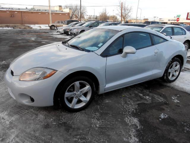 2007 Mitsubishi Eclipse GREAT RUNNING LOCAL TRADE IN THAT LOOKS AND DRIVES EXCELLENTNON SMOKER