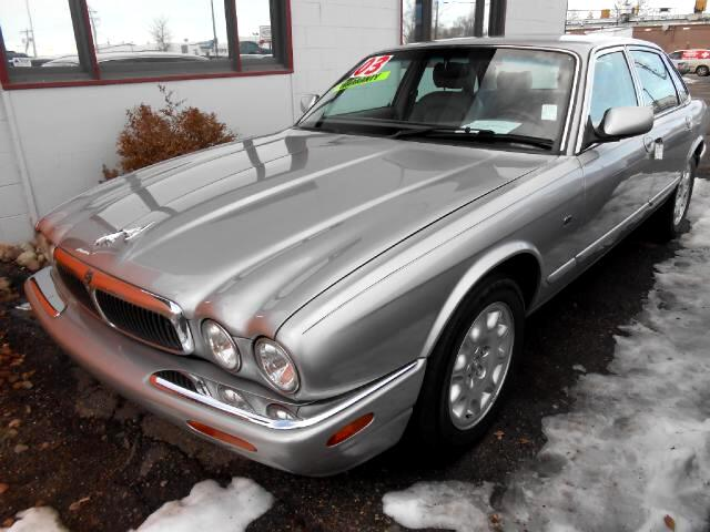 2003 Jaguar XJ-Series VERY NICE LOCAL NEW CAR TRADE IN THAT LOOKS AND DRIVES EXCELLENTVERY CLEAN