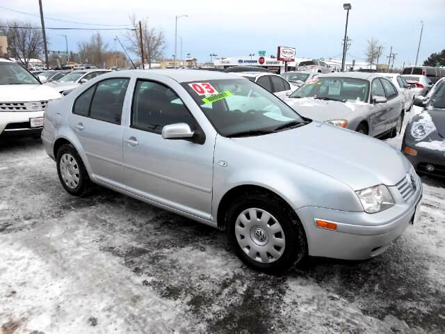 2003 Volkswagen Jetta VERY NICE LOCAL NEW CAR TRADE IN THAT LOOKS AND DRIVES EXCELLENTNON SMOKER