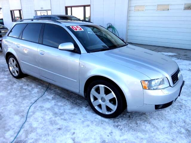 2005 Audi A4 Avant VERY NICE LOCAL CAR THAT LOOKS AND DRIVES EXCELLENTLEATHERLOADED ALL WHEEL D