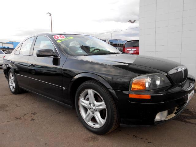 2000 Lincoln LS GREAT RUNNING LOCAL NEW CAR TRADE IN THAT LOOKS AND DRIVES EXCELLENTGOOD TIRES