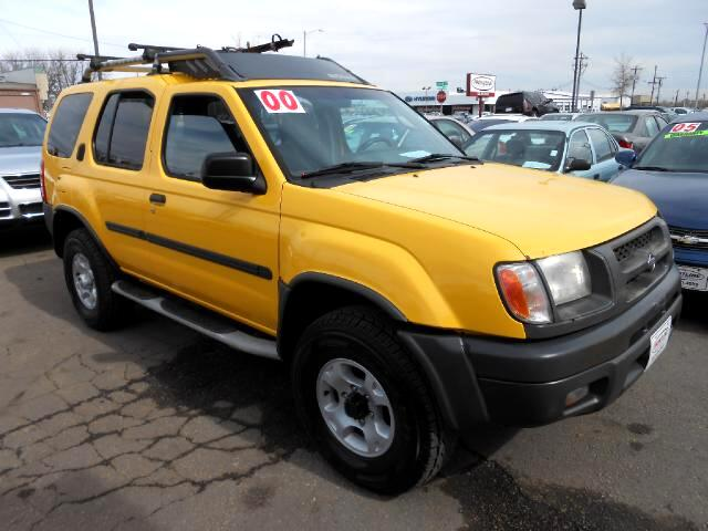 2000 Nissan Xterra VERY NICE ONE OWNER LOCAL TRADE IN THAT IS READY TO GO 4X45 SPEEDSE M