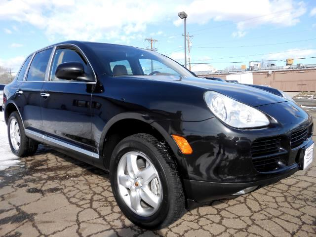 2004 Porsche Cayenne At Frontline Auto Brokers our customers come first and satisfaction is our expe