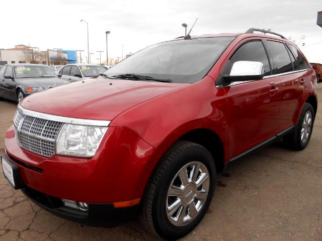 2007 Lincoln MKX ABSOLUTE CREAM PUFF LOCAL TRADE IN THAT LOOKS AND DRIVES EXCELLENTNON SMOKER