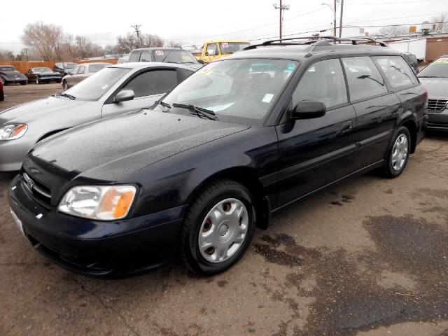 2002 Subaru Legacy Wagon VERY NICE LOCAL TRADE IN THAT LOOKS AND DRIVES EXCELLENTGOOD TIRESN