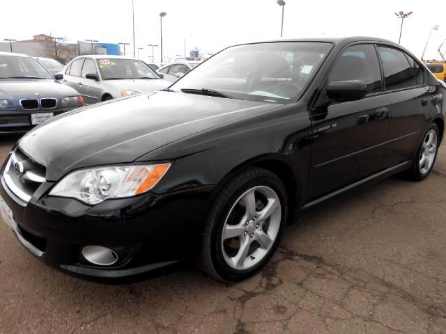 2008 Subaru Legacy ABSOLUTE CREAM PUFF LOCAL NEW CAR TRADE IN THAT LOOKS AND DRIVES EXCELLENTNON