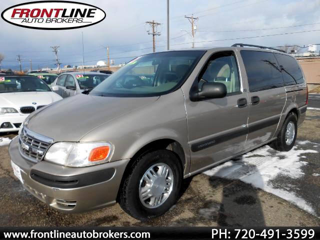 2004 Chevrolet Venture Plus Ext.