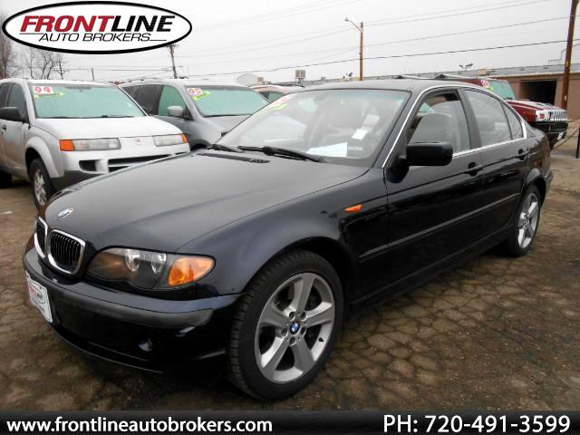 2005 BMW 3-Series 330xi Sedan