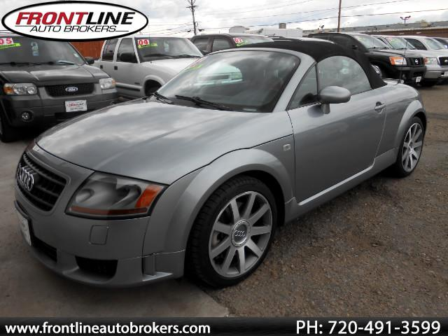 2006 Audi TT Roadster Special Edition