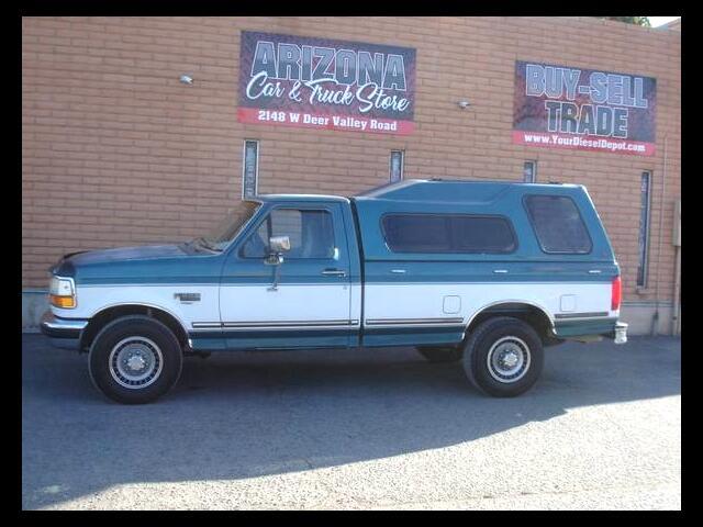 1994 Ford F-250 XL Reg. Cab 2WD