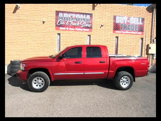 2008 Dodge Dakota Laramie Crew Cab 4WD