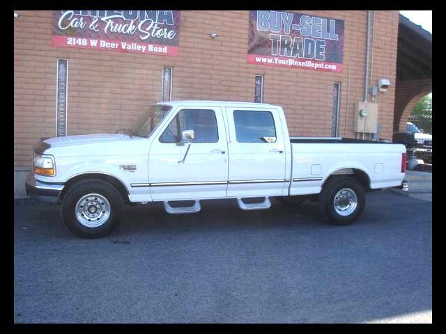 1997 Ford F-250 XL HD Crew Cab 2WD