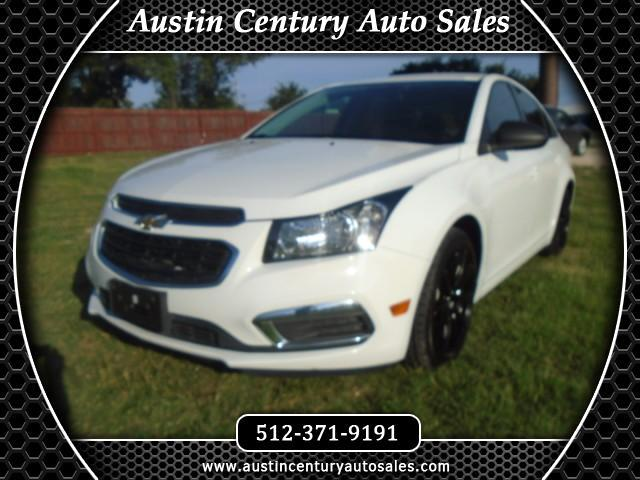 2016 Chevrolet Cruze Limited L