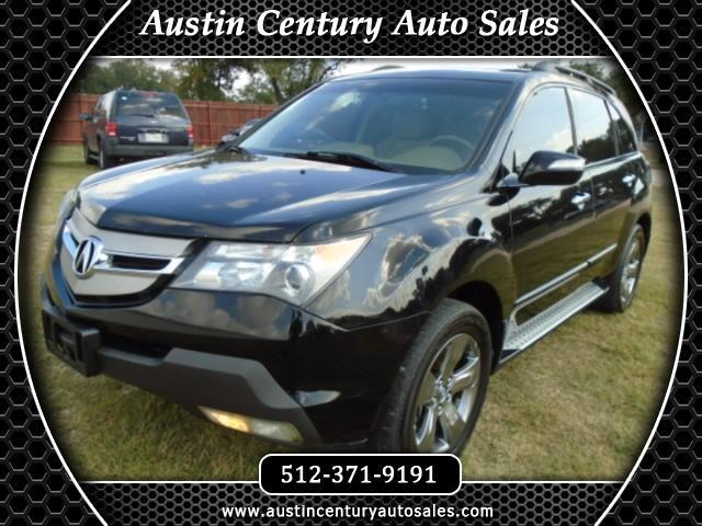 2008 Acura MDX Sport Package