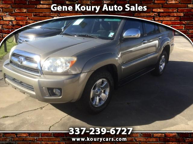 2008 Toyota 4Runner Sport Edition 2WD