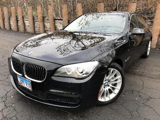2014 BMW 7-Series 750Li xDrive