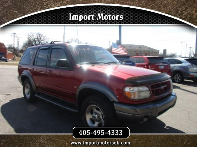 2001 Ford Explorer XLT 2WD