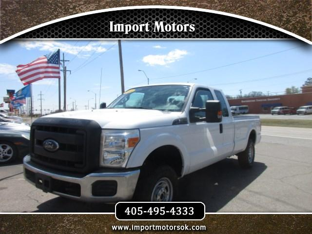 2014 Ford F-250 XL SuperCab Long Bed 4WD