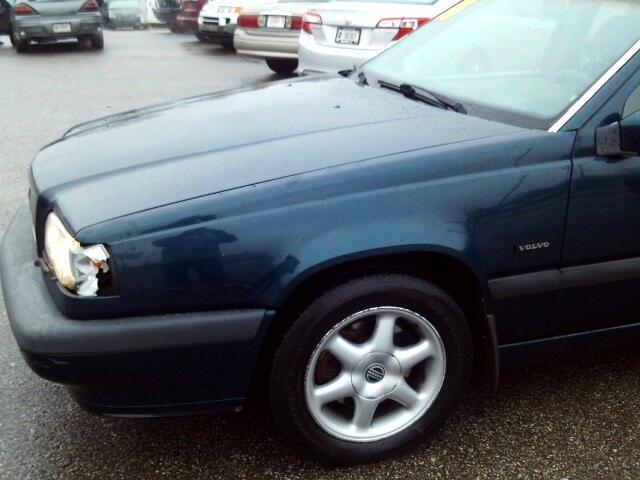 1996 Volvo 850 Wagon GLT