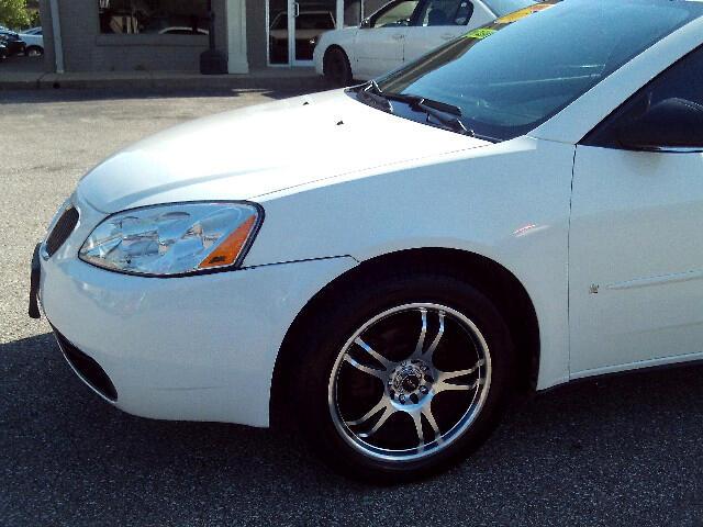2007 Pontiac G6 Sedan