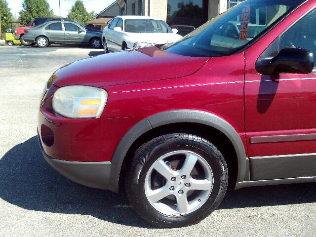 2005 Pontiac Montana SV6 1SA FWD
