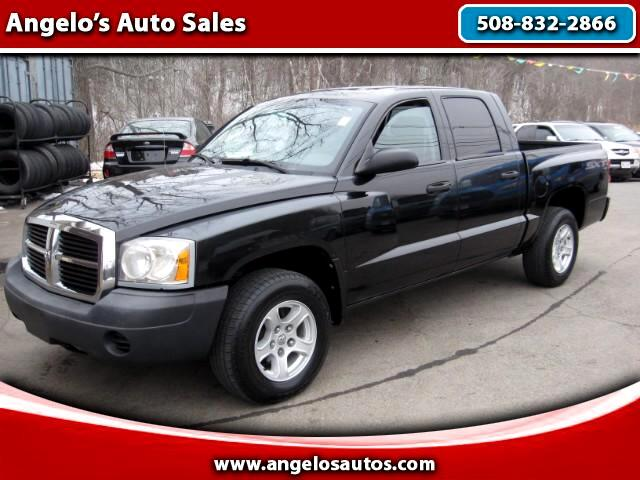 2007 Dodge Dakota SXT Quad Cab 4WD